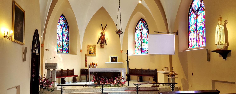 Msze św. w naszej parafii