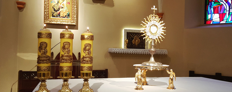 Całodzienna adoracja Najświętszego Sakramentu